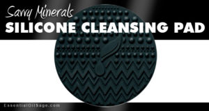 Savvy Minerals Silicone Cleansing Pad