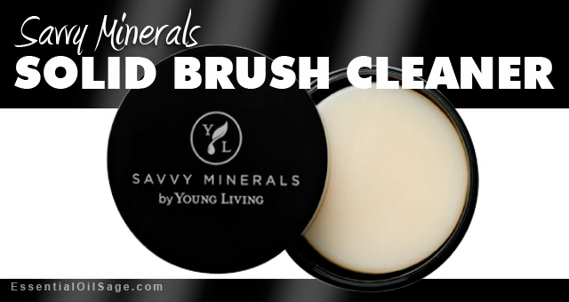 Savvy Minerals Solid Brush Cleaner