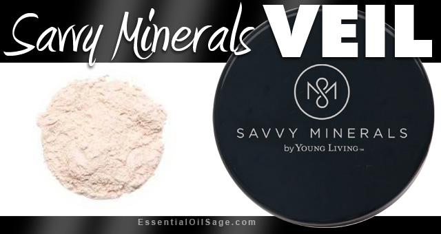 Young Living Savvy Minerals Veil
