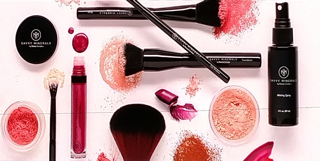 Young Living Savvy Minerals Make-up Line