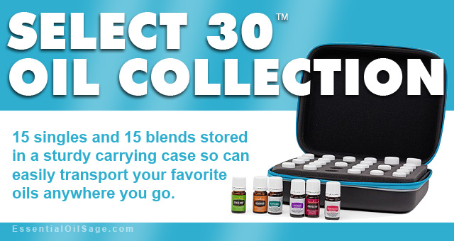 Select 30 Oil Collection