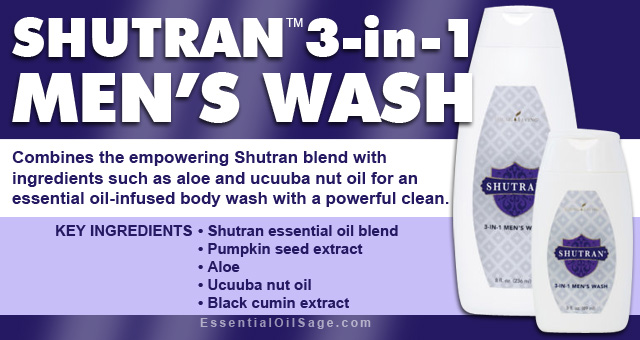 Shutran 3-in-1 Men's Wash