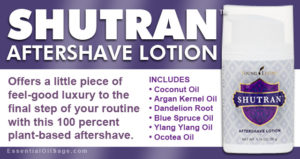 Young Living Shutran Aftershave Lotion