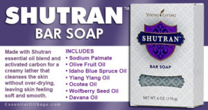 Young Living Shutran Bar Soap