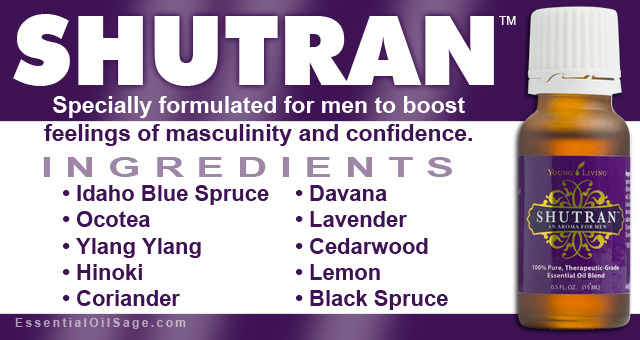 Young Living Shutran Oil