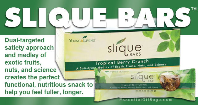 Young Living Slique Bars