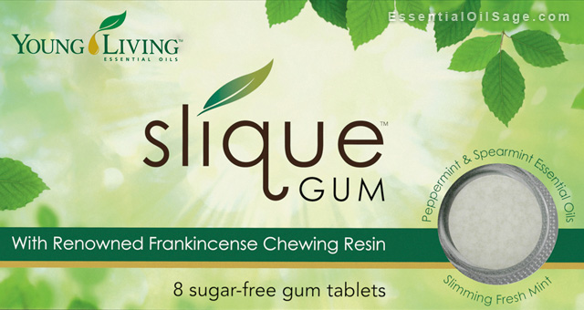 Young Living Slique Gum