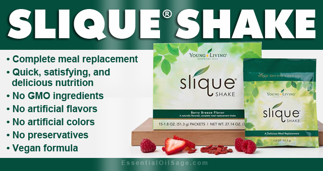 Young Living Slique Shake