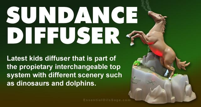 Sundance Horse Diffuser