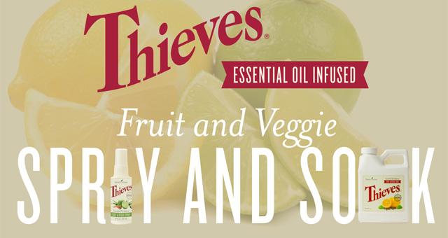 Thieves Veggie Wash Archives Essential Oil Sage