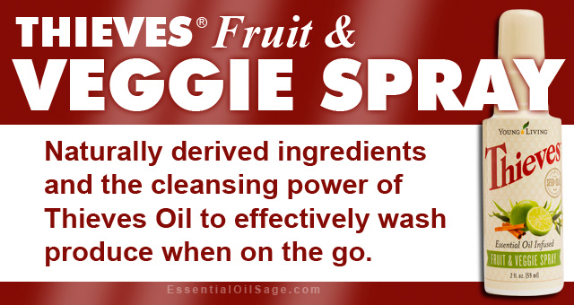 Thieves fruit veggie spray buy here - How to keep thieves away from your home ...