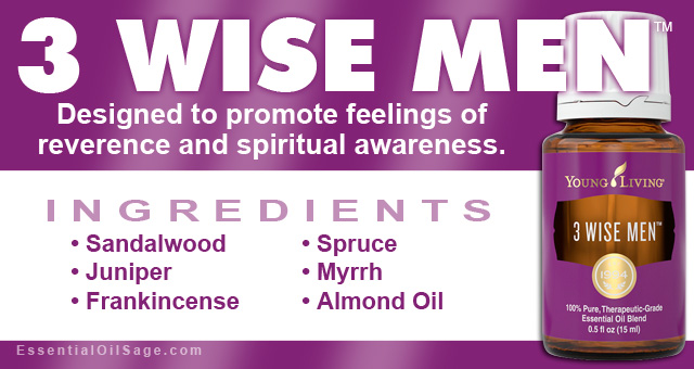 Young Living 3 Wise Men Oil
