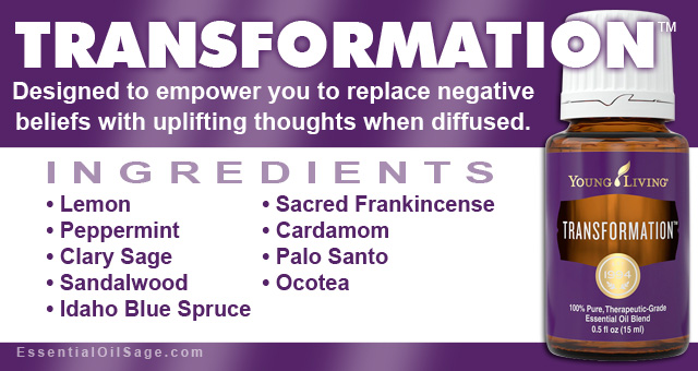 Young Living Transformation Oil