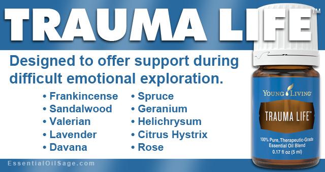 Trauma Life Essential Oil