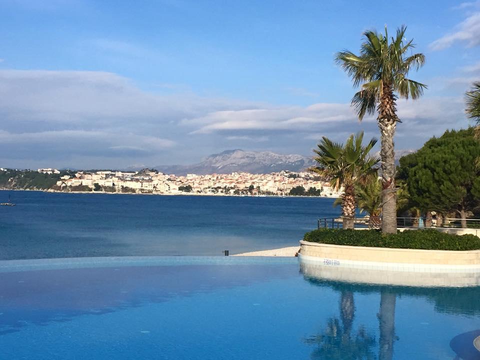 Adreatic Sea, Split, Croatia