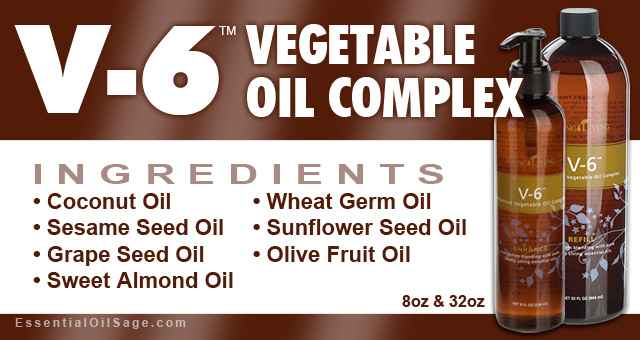 Young Living V-6 Oil