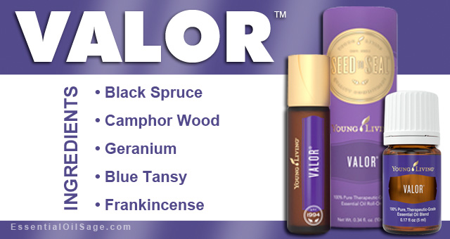 Young Living Valor Oil