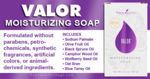 Valor Bar Soap