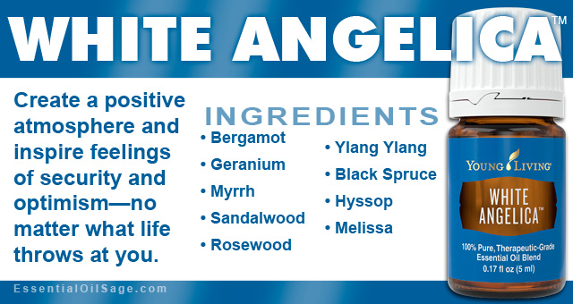 Young Living White Angelica Oil