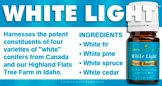 Young Living White Light Oil