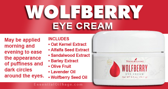 Young Living Wolfberry Eye Cream