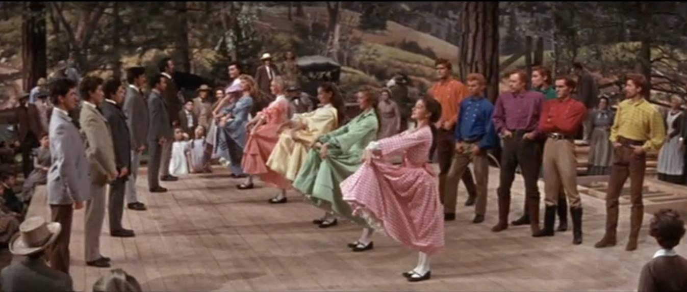 Dance - Seven Brides for Seven Brothers