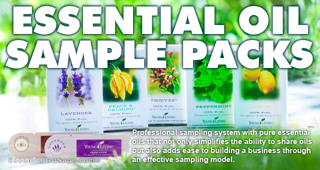 Young Living Samples